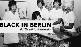 black in berlin