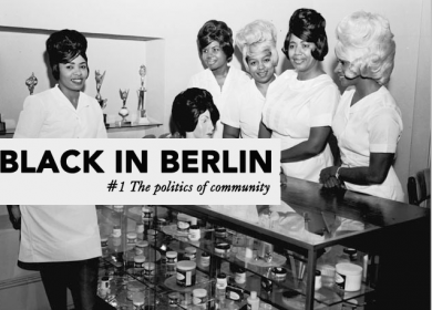 black in berlin