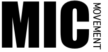 The Mic Movement logo